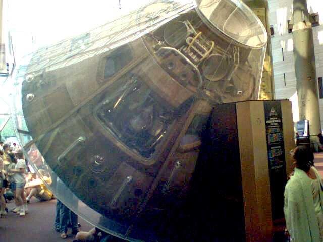 Columbia - Apollo 11 Command Module
