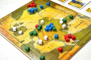 8 Minute Empire - courtesy of Chris Norwood, BoardGameGeek