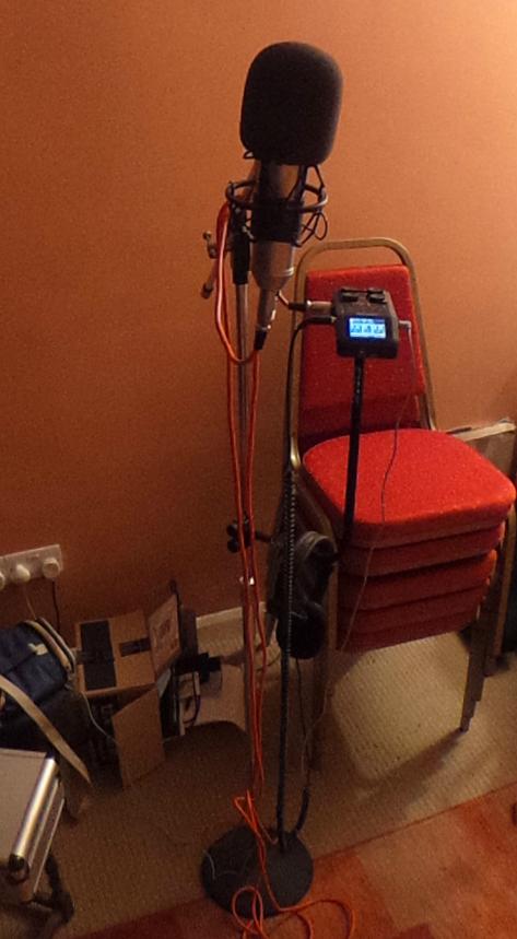 Mic setup 2