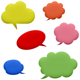 Speech Bubbles Comic Halftone  - AnnaliseArt / Pixabay
